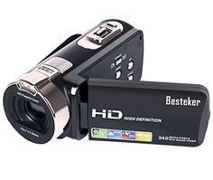 Kamera Camcorder, Besteker Portable 1080P 24MP 16X Digita... https://www.amazon.de/dp/B01M3O0RIP/ref=cm_sw_r_pi_dp_x_-U6FybAQ4Y4WX