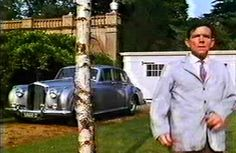 Image result for norman wisdom rolls royce