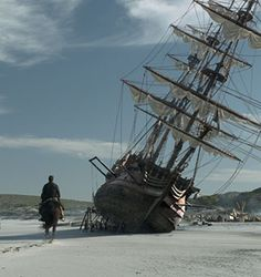 Tempted to order Starz so I can watch this! Black Sails - A STARZ Original Series