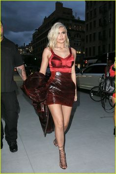 Kylie Jenner Shows Off New Blonde Hair During a Night Out: Photo #3750843. Kylie…