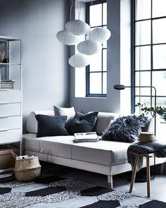 IKEA Deutschland | Zeit Für Dich: Ein Tagesbett Mit Weichen Kissen Und  Schöner Beleuchtung Ist