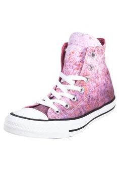 CHUCK TAYLOR ALL STAR STREAMING COLOUR - Sneaker high - berry/pink