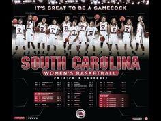 South Carolina Women's Basketball: 2012-'13