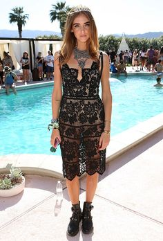Coachella Street Style 2016: See the Best Festival Outfits | StyleCaster