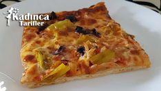 Sebzeli Pizza Tarifi nasıl yapılır? Sebzeli Pizza Tarifi'nin malzemeleri, resimli anlatımı ve yapılışı için tıklayın. Yazar: Tatlılar Gülcandan