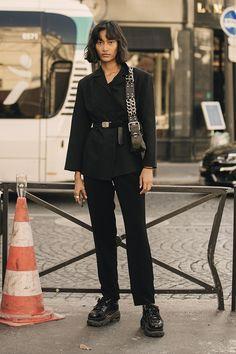 fb29449bb7e Streetstyle на Неделе моды в Париже. Часть 3