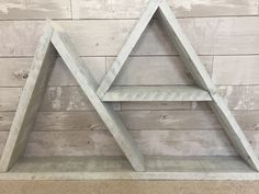 DIY mountain shelf Mountain Shelf, Shelves, Crafts, Diy, Home Decor, Shelving, Manualidades, Decoration Home, Bricolage