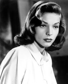 Lauren Bacall was married twice: First to Humphrey Bogart till his death) and Jason Robards divorced). She had three children ~ 2 with Bogart, and 1 son with Jason Robards. Golden Age Of Hollywood, Vintage Hollywood, Hollywood Glamour, Hollywood Stars, Classic Hollywood, Hollywood Divas, Hollywood Fashion, Lauren Bacall, Humphrey Bogart