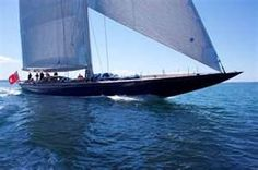 The J Class yacht Endeavour is for sale – a rare chance to buy one of the most iconic yachts ever built - Yachting World J Class Yacht, Tall Ships, Britain, Sailing, Battle, America, Yachts, World, St Barths