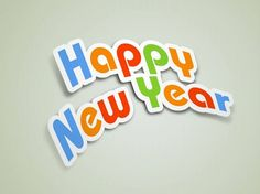 Happy New Year Greeting Images
