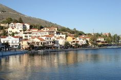 Kefalonia: handsome and grand, with a colour scheme of intense blues, golds and greens. You will feel heritage in the air for these Ionian islands have always had class and style. Luxury Villas In Greece, Luxury Accommodation, Five Star, Greek Islands, Blues, Handsome, Vacation, Colour, Portrait