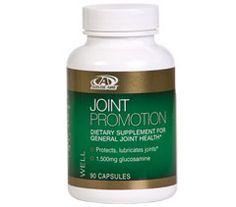 Joint Promotion - helps lubricate and protect joints, supports joint health, contributes to mobility and flexibility, aids in relieving occasional pain after exercise, Glucosamine, MSM. www.advocare.com/1112510