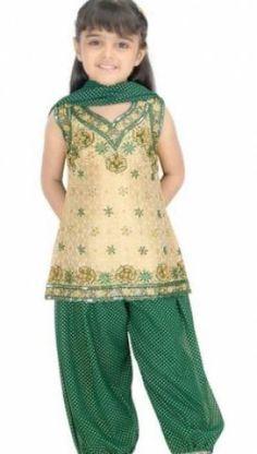 Traditional Indian Dress For Kids 1  sc 1 st  Pinterest & 20 best Summer wear for kids images on Pinterest | Summer clothes ...