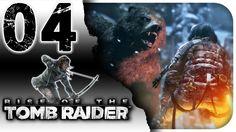Rise of the Tomb Raider #04 - Der Bär und das Wikingerschiff - Let's Pla...
