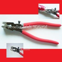 ♥ Rohling Zange ♥  für Schlüsselrohlinge  von Amelies-Welt-Material auf DaWanda.com