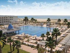 Jasmin Hamamet, Tunis: Hotel Riu Marco Polo - Jesen / Zima na moru Inclusive Holidays, All Inclusive, Carthage, Parc A Theme, Sun Holidays, Marco Polo, Concorde, Tour Operator, Vacation Trips
