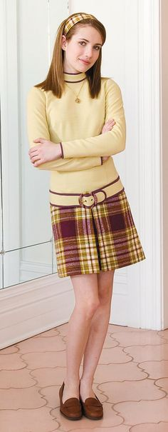 I loved the costumes they used for Nancy Drew.  Such a cute style.                                                                                                                                                                                 More