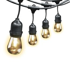 Feit Electric 30 Ft Clear LED Outdoor String Lights
