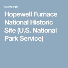 Hopewell Furnace National Historic Site (U.S. National Park Service)