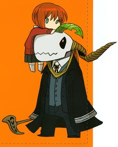 Chise and Elias, Ancient Magus' Bride