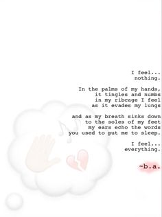 48: Everything ~b.a. Rib Cage, Everything, Poems, Feelings, Poetry, A Poem, Verses
