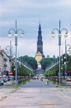 Częstochowa, Poland. Will be spending the summer here!
