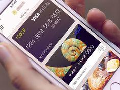Finance UI Cards