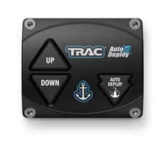 TRAC Angler 30 Autodeploy Electric Anchor Winch with Wireless Remote T10208-G3