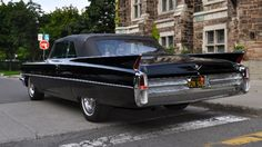Miss our 1963 Caddy, working on the '62. Gorgeous