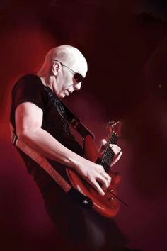 """Joseph """"Joe"""" Satriani (born July 15, 1956) is an American instrumental rock guitarist and multi-instrumentalist. Early in his career, Satriani worked as a guitar instructor, with many of his former students achieving fame, such as Steve Vai, Larry LaLonde, Rick Hunolt, Kirk Hammett, Andy Timmons, Charlie Hunter, Kevin Cadogan, and Alex Skolnick. He is a multiple Grammy Award nominee."""
