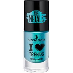 Ess. I Love Trends Nail Polish 35 (€2,12) ❤ liked on Polyvore featuring beauty products, nail care, nail polish, nails and shiny nail polish