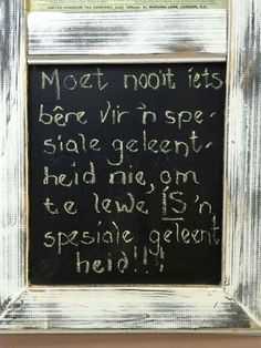 Tea Companies, Afrikaans, Ted, Funny, Quotes, Chalkboards, Language, Crafts, Quotations