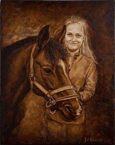 Portrettmalerier - portrettmalerier