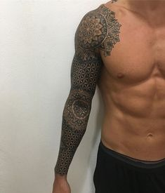 Search inspiration for a Geometric tattoo. - Search inspiration for a Geometric. - Search inspiration for a Geometric tattoo. – Search inspiration for a Geometric tattoo. Mandala Tattoo Mann, Tattoo Arm Mann, Mandala Tattoo Sleeve, Geometric Sleeve Tattoo, Geometric Tattoos Men, Mandala Tattoo Design, Tattoo Sleeve Designs, Tattoo Designs Men, Geometric Tattoo Shoulder