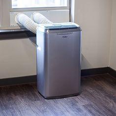 Avallon 12,000 BTU Dual Hose Portable Air Conditioner Video Image