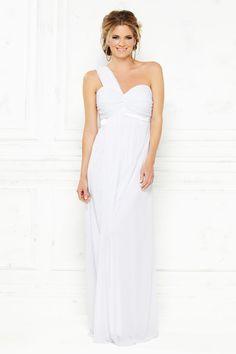 #White #Debutante #Gown #Debut #Dress #Dresses #Gowns #One #Should #Simple #Elegant #Long #Maxi