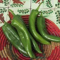 Anaheim Pepper - remember this Stuffed Anaheim Peppers, Stuffed Peppers, Types Of Peppers, Edible Garden, Kitchen Hacks, Green Beans, Gardening, Canning, Vegetables