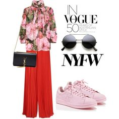 How To Wear NYWF Outfit Idea 2017 - Fashion Trends Ready To Wear For Plus Size, Curvy Women Over 20, 30, 40, 50