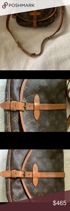 4d5f42c7915b This is an authentic Louis Vuitton crossbody bag! It