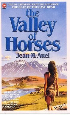 Jean Auel-- an excellent saga of early  constructs of civilization--developing skills, learning to be aware of what works in the struggle to survive and much more.