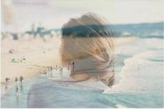 double exposure by Christa Noelle Multiple Exposure Photography, Little Miss Sunshine, Blur Photo, Life Is A Gift, Boho Life, Joy Of Life, Lomography, Double Exposure, Find Image