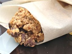 Oil-Free Oatmeal PB Chocolate Chip Cookies (gluten, soy and oil free)