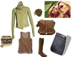 Spring into Fall, created by aleach3 on Polyvore