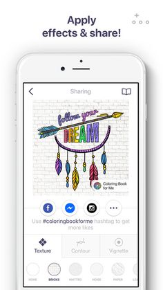 Coloring Book for Me - Coloring pages for adults app image
