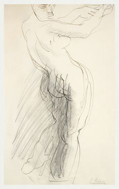 Naked woman showing off her bum, vintage nude illustration. Standing Female Nude, Arms Raised by Auguste Rodin. Original from Yale University Art Gallery. Digitally enhanced by rawpixel. | free image by rawpixel.com Auguste Rodin, Good Cause, Classical Art, Modern Sculpture, Free Illustrations, Free Images, Cool Photos, Naked, Art Gallery