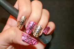 7 Unhas decoradas para Halloween (fotos)