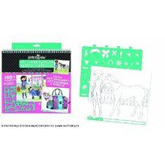 Fashion Angels Pet Lovers Fashion Full Size Sketch Portfolio (Toy)