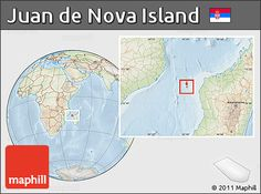 Juan de Nova Island: 0:  Capital - Port aux Fran: World Ranking 175