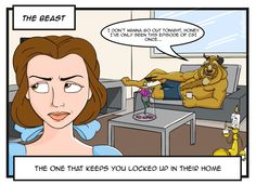 The 7 Disney Characters Youll Date in Your LifetimeHilarious  UnMotivating  Part 2