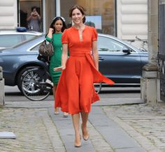 Princess Mary, favorit casual look